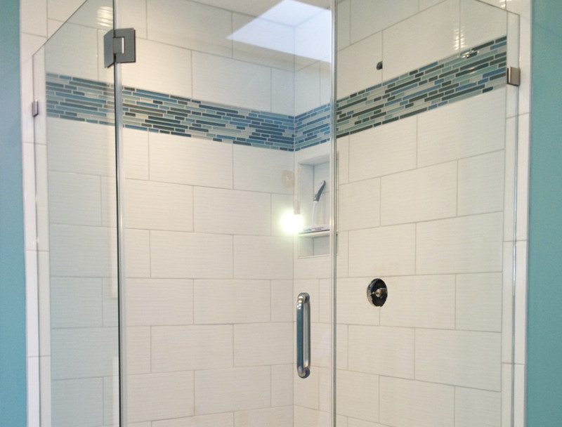 Glass Shower Door Replacement Is Easy Manalapan Nj Showerman