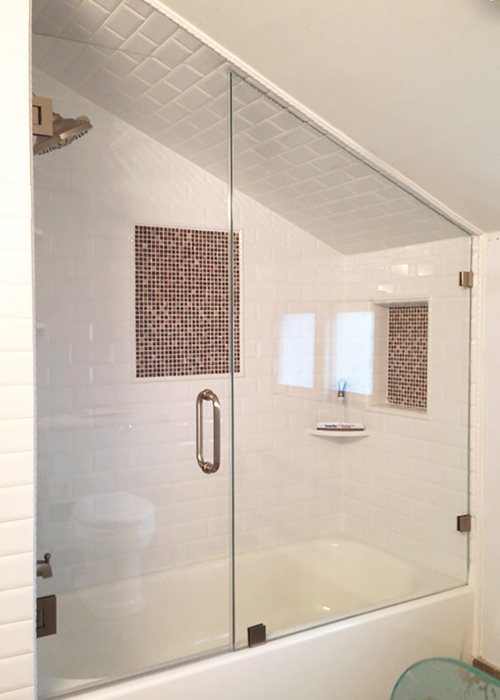 Bathtub Shower Doors - Manalapan, NJ | ShowerMan.com